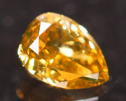 0.29Ct Untreated Fancy Diamond Natural Color R01
