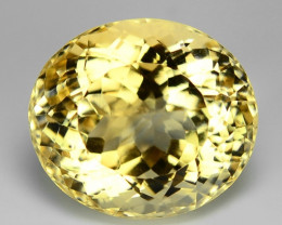 15.40 Ct Natural Citrin Top Quality Gemstone CT 15