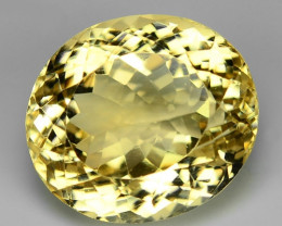 14.89 Ct Natural Citrin Top Quality Gemstone CT 16