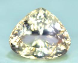 No Reserve - 20.65 cts Natural Peach Kunzite Gemstone