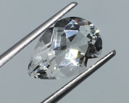4.42 Carat VS Topaz Pair Diamond White Color Brazilian Beauty !