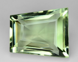 11.44 Ct Natural Prasiolite Top Quality Gemstone. GA 03