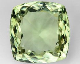 11.92 Ct Natural Prasiolite Top Quality Gemstone. GA 10