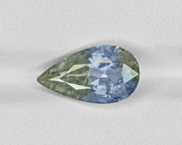 Blue Sapphire, 4.77ct - Mined in Madagascar | Certified by AIGS