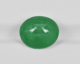 Emerald, 8.06ct-Mined in Zambia