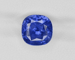 Blue Sapphire, 5.45ct - Mined in Sri Lanka | Certified by GRS