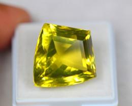 26.06Ct Natural Lemon Quartz Fancy Cut Lot LZ6165