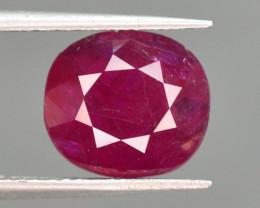 3.90 ct Natural Ruby ~ Jagdalek Afghanistan