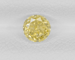 Fancy Color Diamond, 0.49ct - Mined in South Africa | Certified by IGI