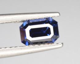 Natural Sapphire 1.06 Cts Royal Blue Color