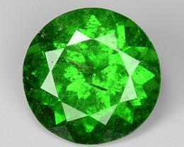 0.87 Ct Tsavorite Garnet Sparkling Luster Gemstone TS 18