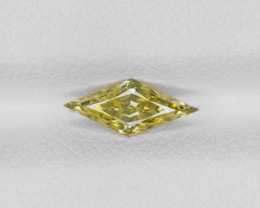 Fancy Color Diamond, 0.53ct - Mined in South Africa | Certified by IGI