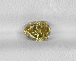 Fancy Color Diamond, 0.46ct - Mined in South Africa | Certified by IGI