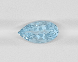 Aquamarine, 1.96ct
