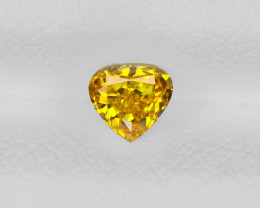 Fancy Color Diamond, 0.24ct - Mined in South Africa | Certified by IGI