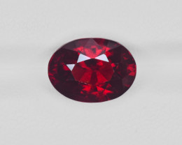 Hessonite Garnet, 5.96ct - Mined in Sri Lanka | Certified by IGI