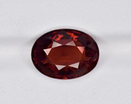 Hessonite Garnet, 5.99ct - Mined in Sri Lanka | Certified by IGI