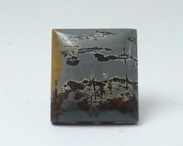 Chohua Jasper, Square cabochon, Chohua Jasper Bead ,jewelry making C999
