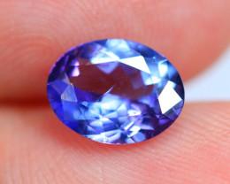 1.33cts Violet Blue D Block Tanzanite / EB39