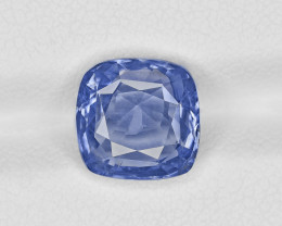 Blue Sapphire, 3.93ct - Mined in Sri Lanka | Certified by GIA