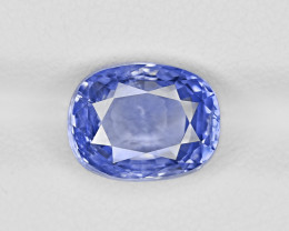 Blue Sapphire, 4.53ct - Mined in Sri Lanka | Certified by GIA