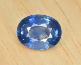 GIA Certified Natural Sapphire 4.55 Cts from Thailand