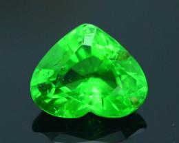 AAA Grade 2.04 ct Forest Green Tsavorite Garnet SKu-5
