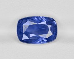 Blue Sapphire, 4.66ct - Mined in Sri Lanka | Certified by GRS