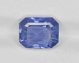 Blue Sapphire, 3.60ct - Mined in Sri Lanka | Certified by GIA