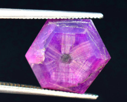 5.45  Carats  Natural Kashmir Corundum Trapiche Gemstones