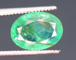 1.55 Carats Natural Emerald Gemstone