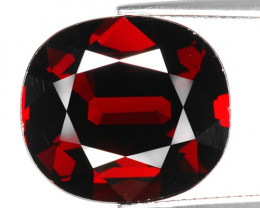 13.70 Ct Pure Red Spessartite Collection Quality Gemstone. STG 05