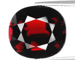 13.90 Ct Pure Red Spessartite Collection Quality Gemstone. STG 06