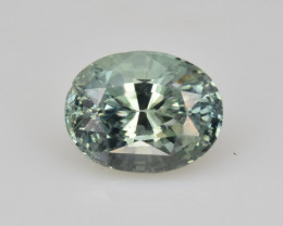 $3500/- Natural Sapphire 3.39 Cts GIA Certified
