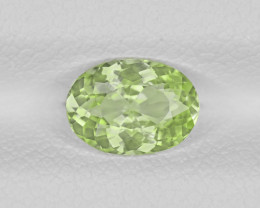 Chrysoberyl, 0.89ct - Mined in India | Certified by IGI