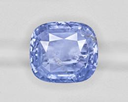 Blue Sapphire, 17.62ct - Mined in Sri Lanka   Certified by GRS