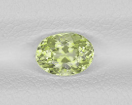 Chrysoberyl, 0.74ct - Mined in India | Certified by IGI