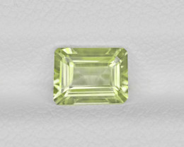 Chrysoberyl, 0.82ct - Mined in India | Certified by IGI