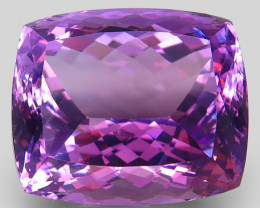 40.40 ct. Natural Top Nice Purple Amethyst Unheated Brazil