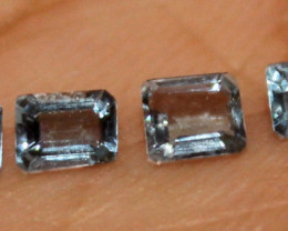 0.85 Crt Untreated Natural Aquamarine Loose Gemstone 5