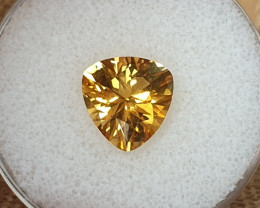 3,85ct Citrine - Master cut!
