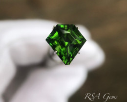 Chrome Tourmaline - 3.71 carats