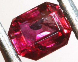 0.31 CTS  RED BERYL UTAH  CTS RARE COLLECTOR PC TBM-1794