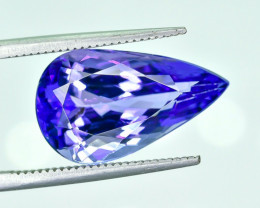 8.03 Crt Tanzanite AAA Top Quality Faceted Gemstone