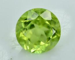 1.73 Crt Peridot Faceted Gemstone (R4)