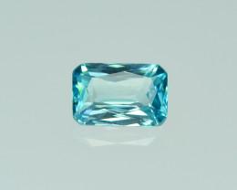 1.96 Cts Stunning Lustrous Cambodian Blue Zircon