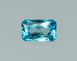 2.16 Cts Stunning Lustrous Cambodian Blue Zircon