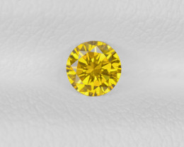 Fancy Color Diamond, 0.18ct - Mined in South Africa | Certified by IGI