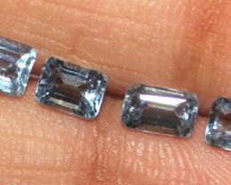 1.25 Crt Untreated Natural Aquamarine Loose Gemstone 2