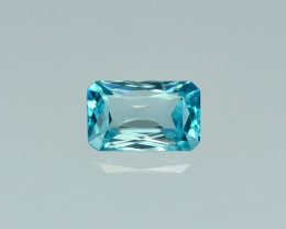 2.46 Cts Dazzling Lustrous Cambodian Blue Zircon